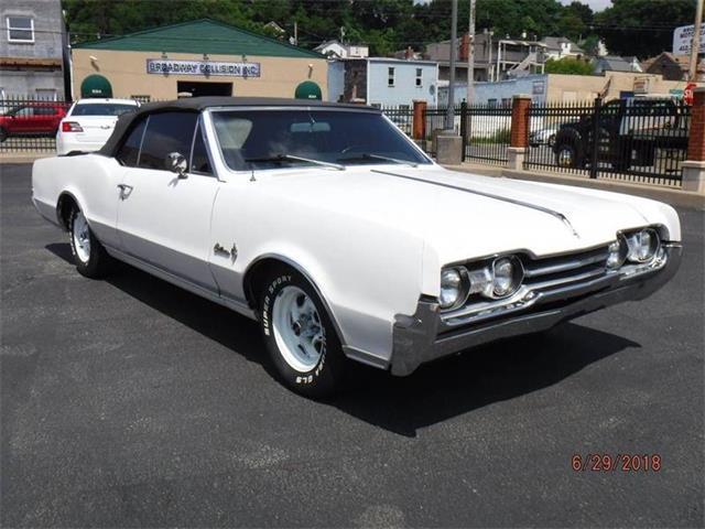 Picture of '67 Cutlass - PXAM