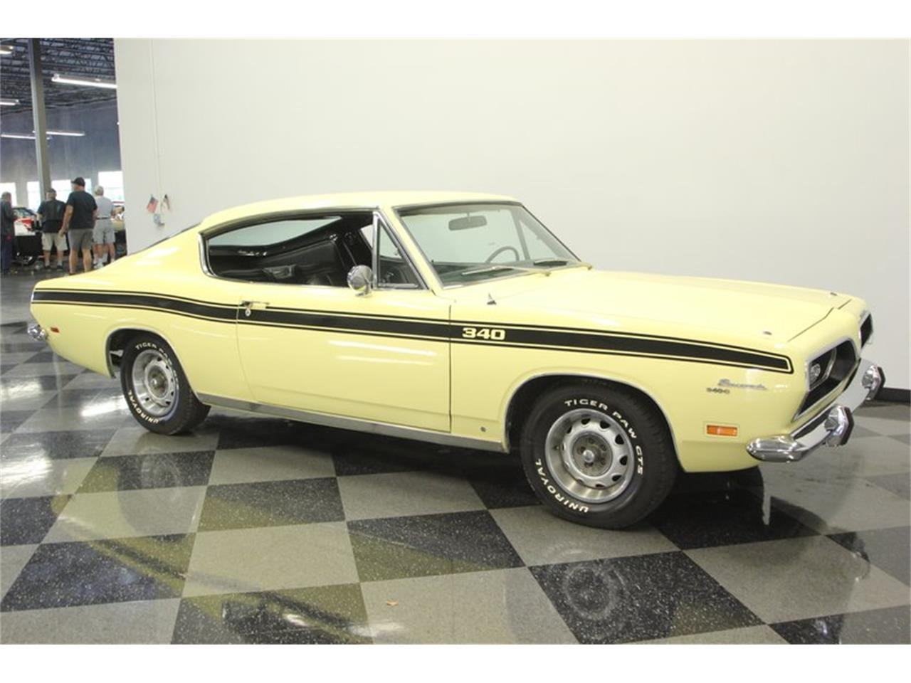 Large Picture of Classic 1969 Plymouth Barracuda located in Lutz Florida - PXAO