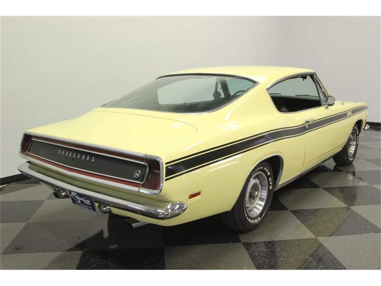 Large Picture of Classic '69 Plymouth Barracuda - PXAO