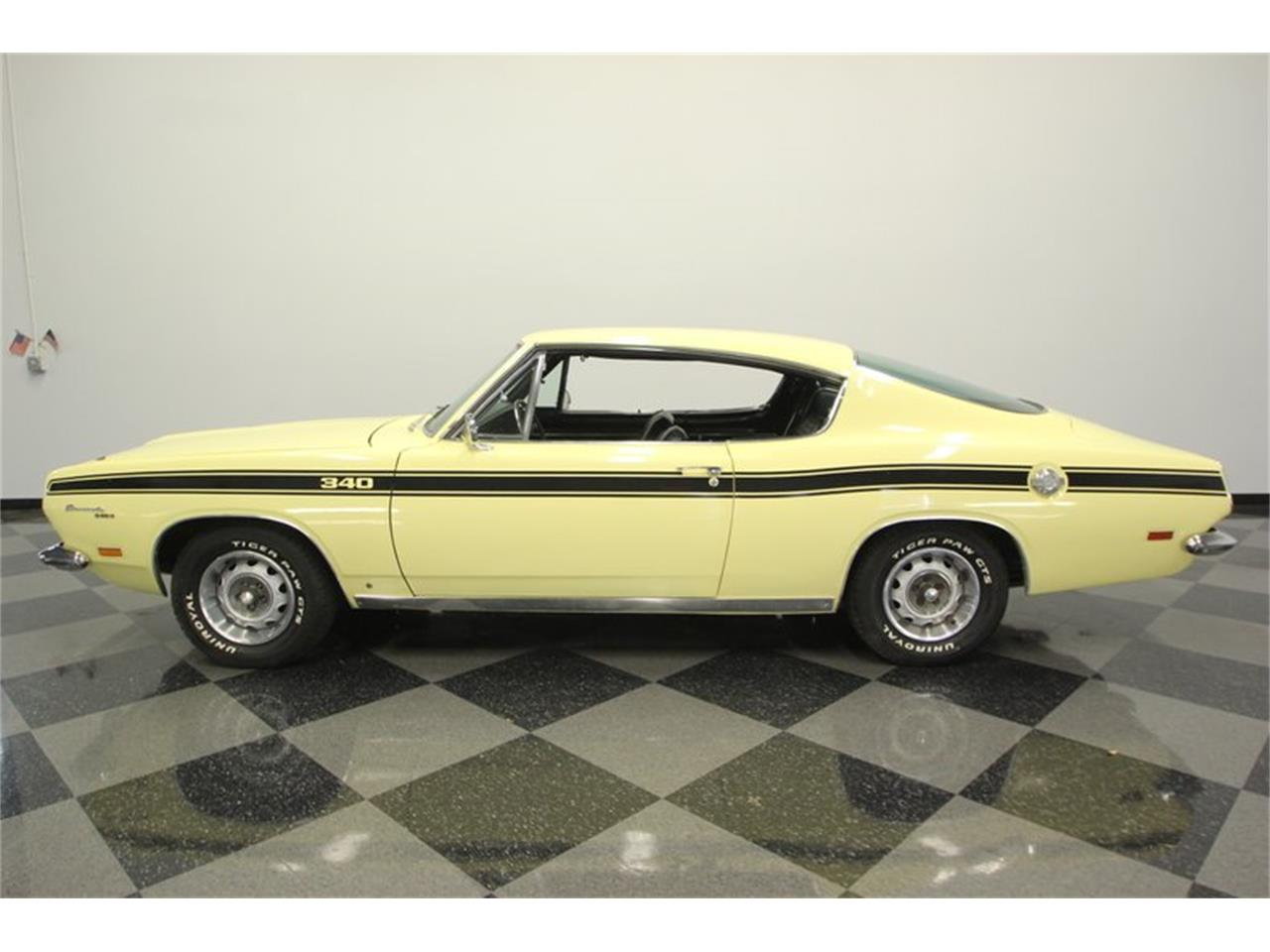 Large Picture of Classic '69 Plymouth Barracuda Offered by Streetside Classics - Tampa - PXAO