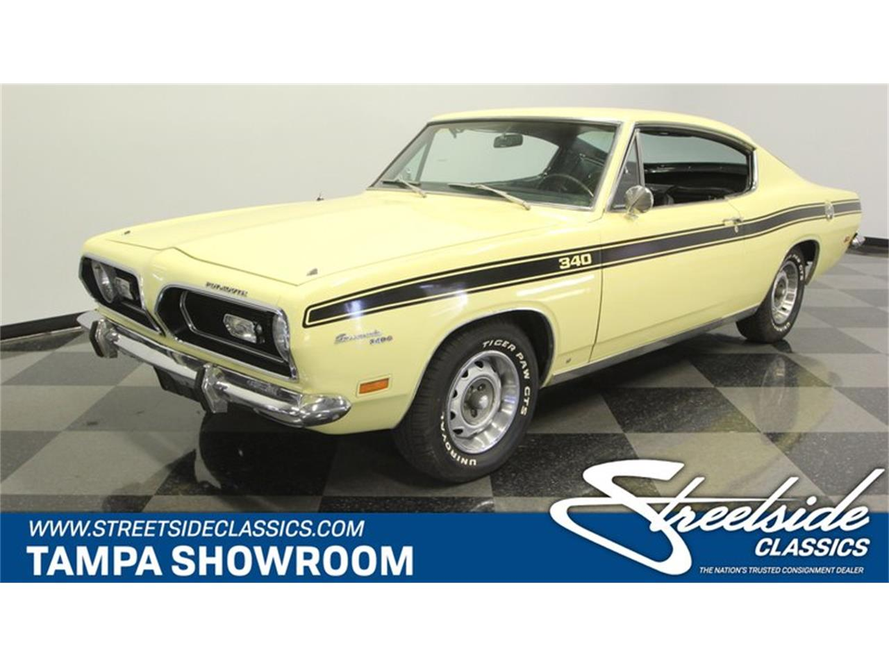 Large Picture of Classic 1969 Plymouth Barracuda - $32,995.00 - PXAO