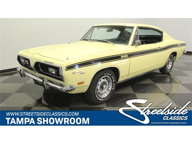 Picture of '69 Barracuda - PXAO