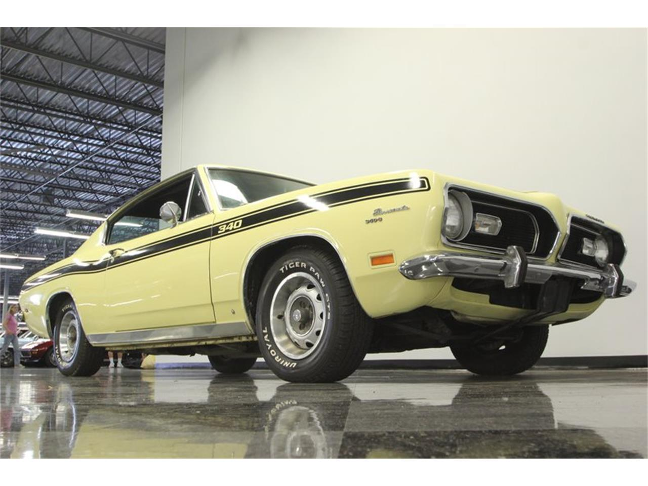 Large Picture of Classic 1969 Plymouth Barracuda - PXAO