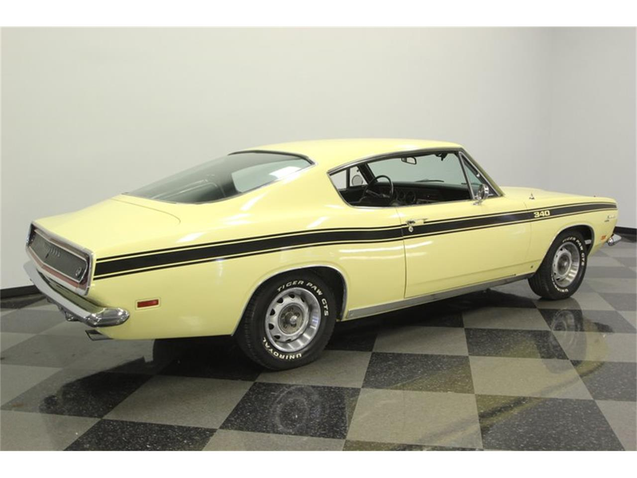 Large Picture of Classic '69 Plymouth Barracuda located in Florida Offered by Streetside Classics - Tampa - PXAO