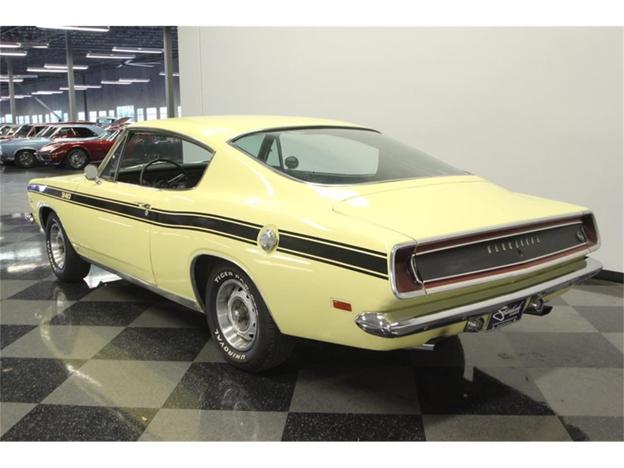 Large Picture of 1969 Plymouth Barracuda located in Florida - $32,995.00 - PXAO