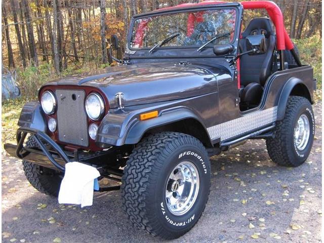 Picture of '75 CJ5 - PXAR