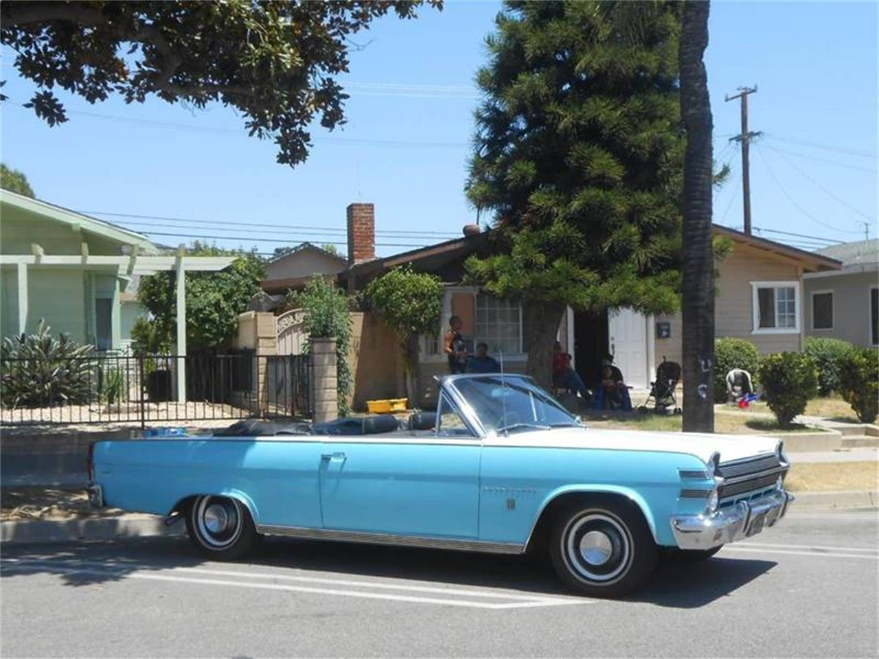 Large Picture of '66 Ambassador - PXAS