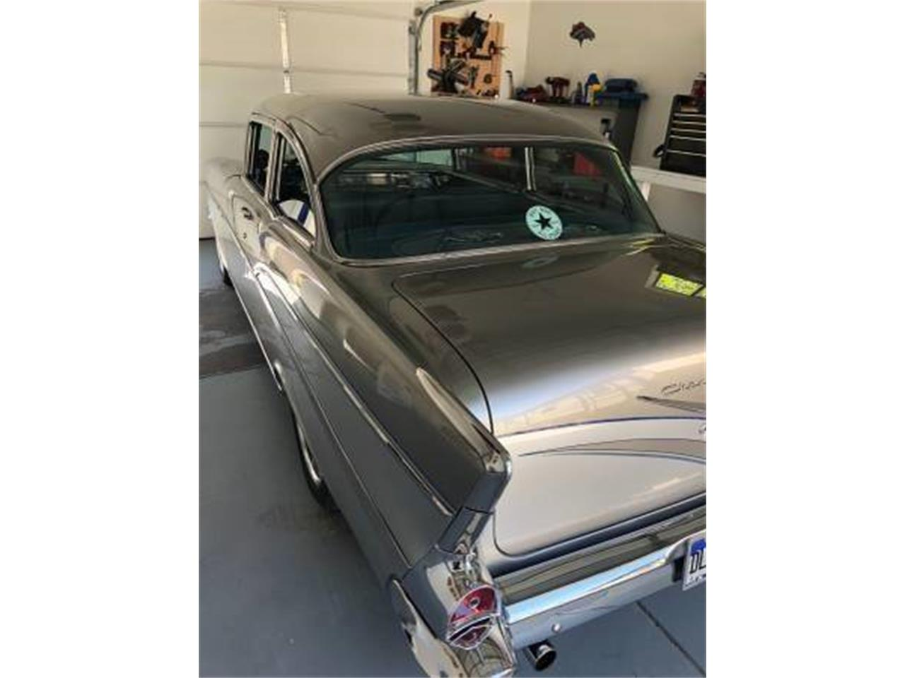 Large Picture of Classic '57 Chevrolet Van located in Long Island New York - $65,000.00 Offered by DP9 Motorsports - PXAZ