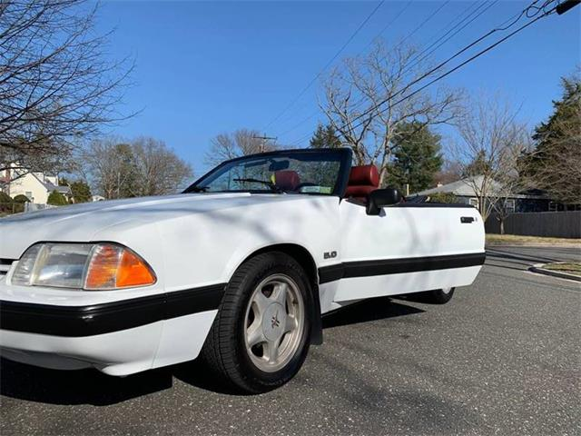 Picture of 1991 Ford Mustang Offered by  - PXBG
