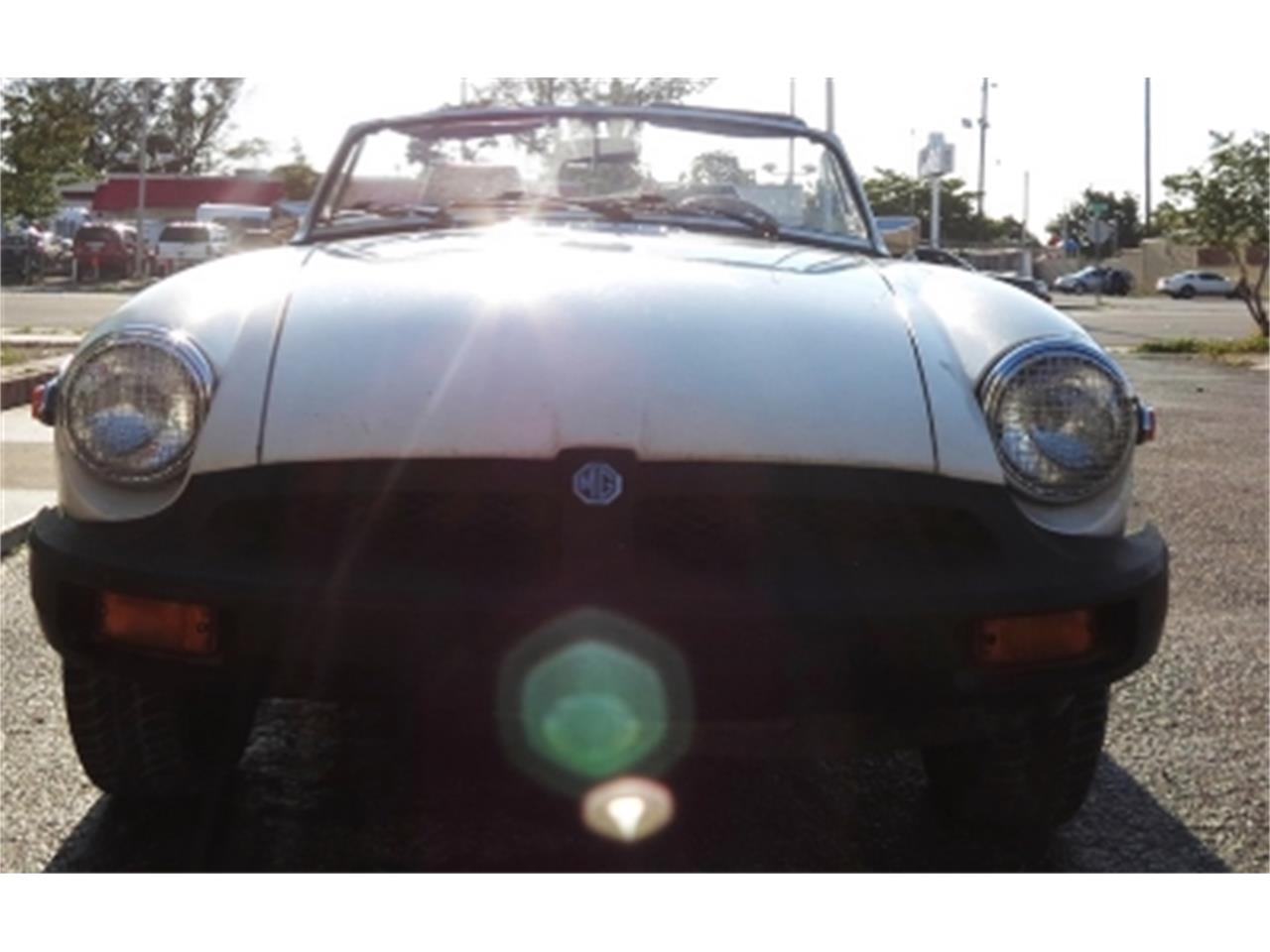 Large Picture of '79 MGB - $8,500.00 - PXBO
