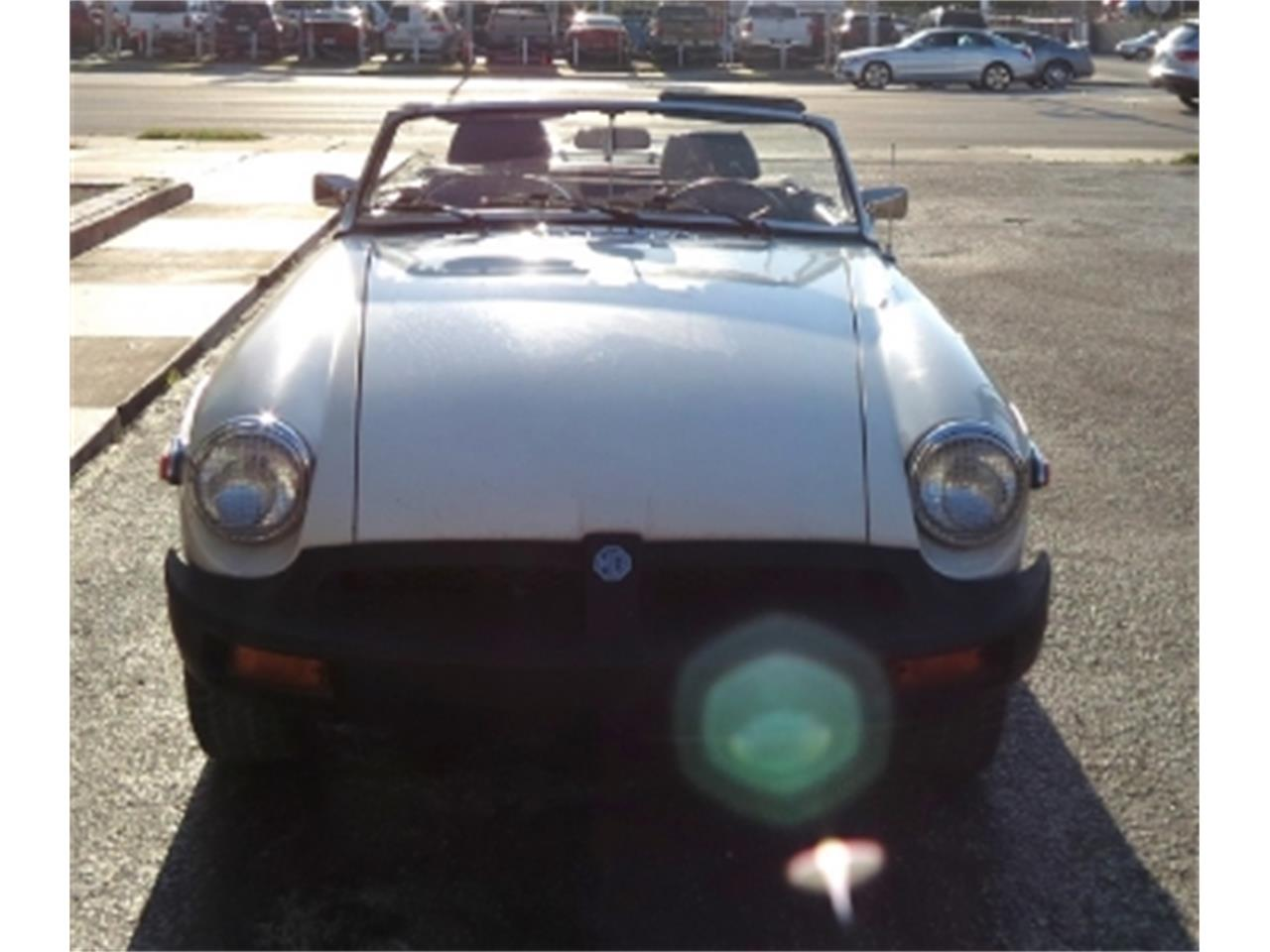 Large Picture of 1979 MG MGB Offered by Sobe Classics - PXBO