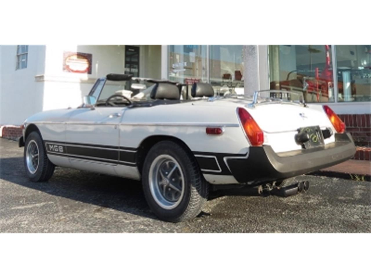 Large Picture of 1979 MGB - $8,500.00 - PXBO
