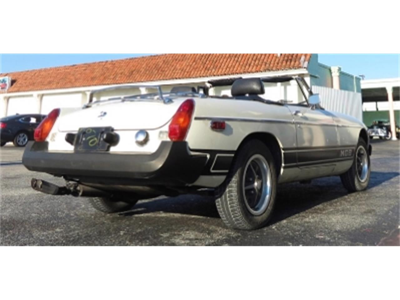 Large Picture of 1979 MG MGB located in Miami Florida - $8,500.00 Offered by Sobe Classics - PXBO