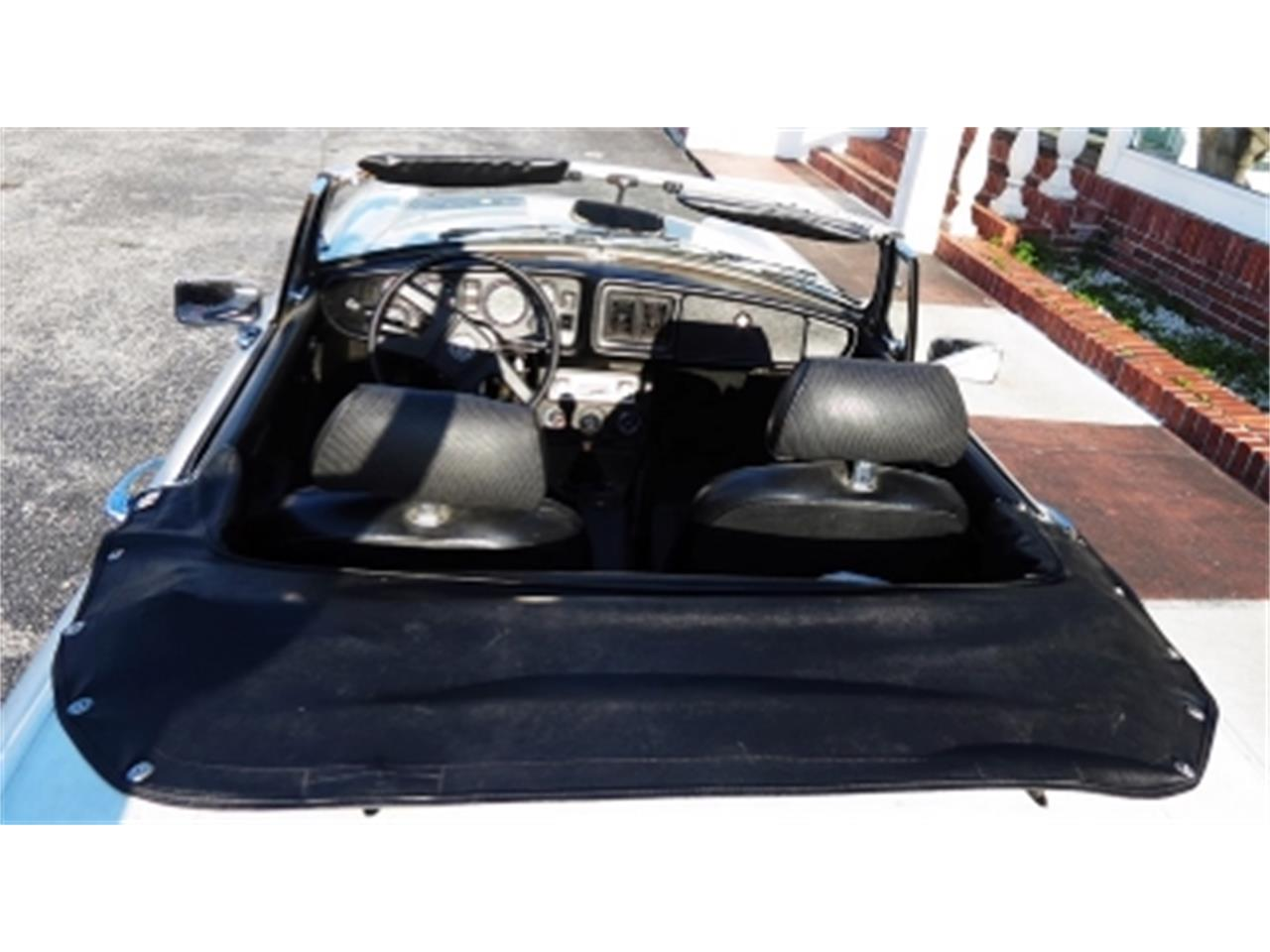 Large Picture of '79 MG MGB located in Florida - $8,500.00 Offered by Sobe Classics - PXBO
