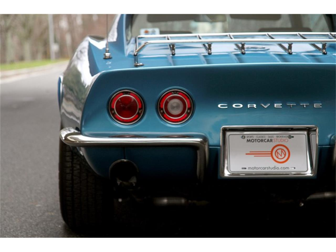 Large Picture of Classic '69 Corvette located in Atlanta Georgia Offered by Motorcar Studio - PQNZ