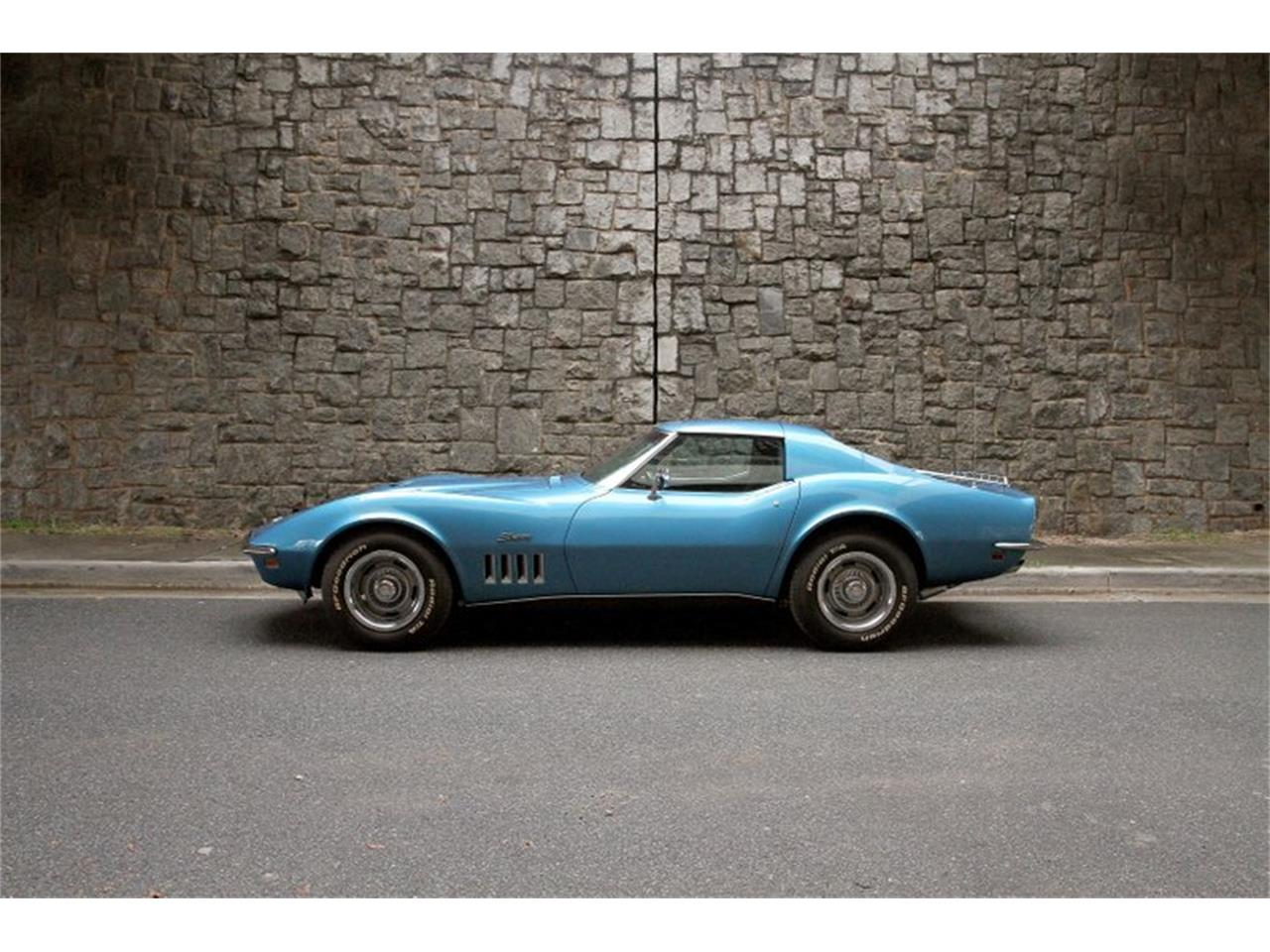 Large Picture of 1969 Chevrolet Corvette - PQNZ