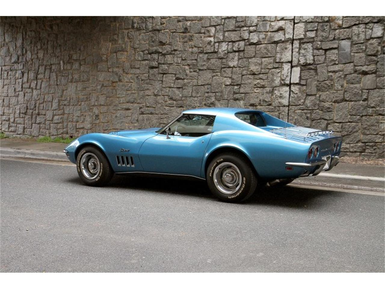 Large Picture of 1969 Corvette located in Atlanta Georgia - $52,900.00 Offered by Motorcar Studio - PQNZ