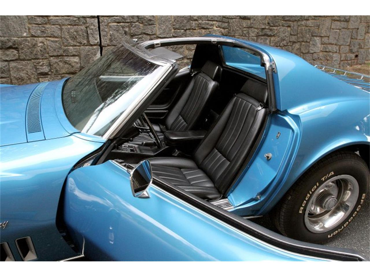 Large Picture of Classic 1969 Chevrolet Corvette - $52,900.00 Offered by Motorcar Studio - PQNZ