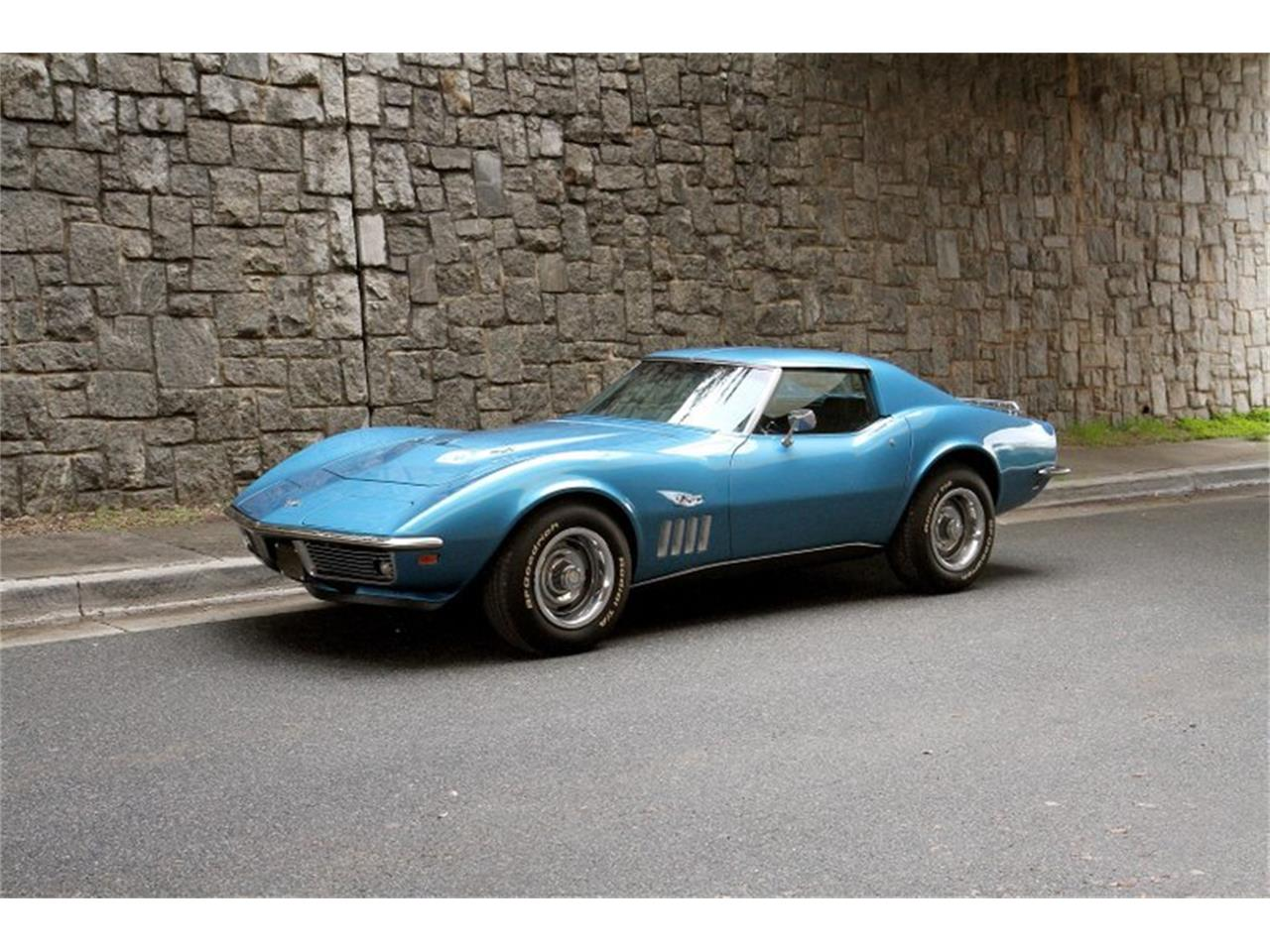 Large Picture of '69 Corvette - $52,900.00 Offered by Motorcar Studio - PQNZ