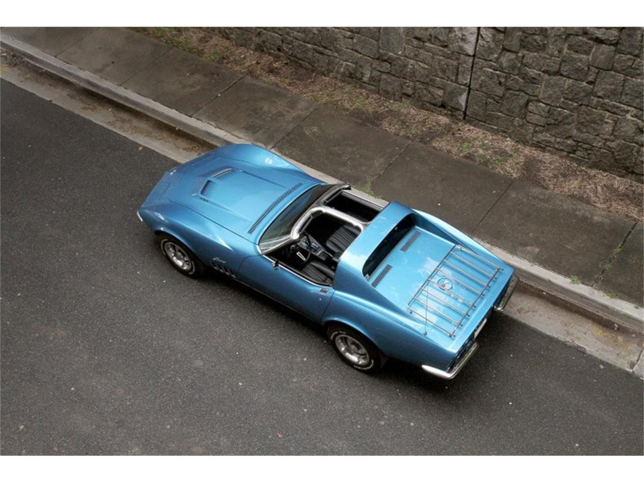 Large Picture of Classic '69 Chevrolet Corvette located in Atlanta Georgia - $52,900.00 Offered by Motorcar Studio - PQNZ