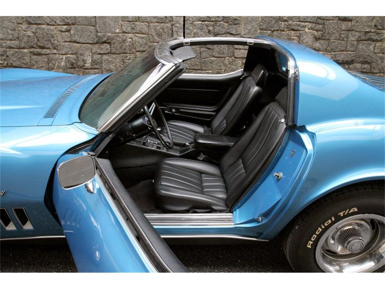 Large Picture of Classic 1969 Corvette located in Atlanta Georgia Offered by Motorcar Studio - PQNZ