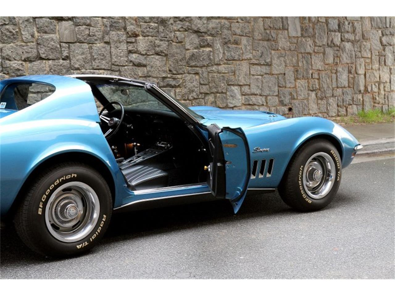 Large Picture of Classic '69 Chevrolet Corvette - $52,900.00 - PQNZ