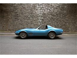 Picture of Classic 1969 Chevrolet Corvette Offered by Motorcar Studio - PQNZ