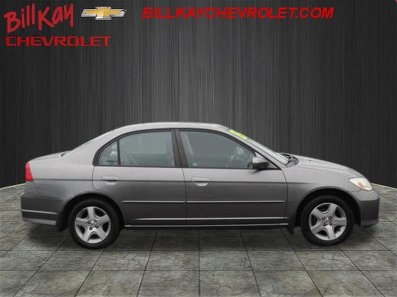 Large Picture of '05 Civic - PXBV