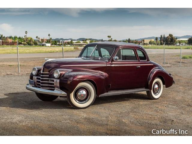Picture of Classic 1940 Oldsmobile Club Coupe located in California - $12,950.00 Offered by  - PXC6