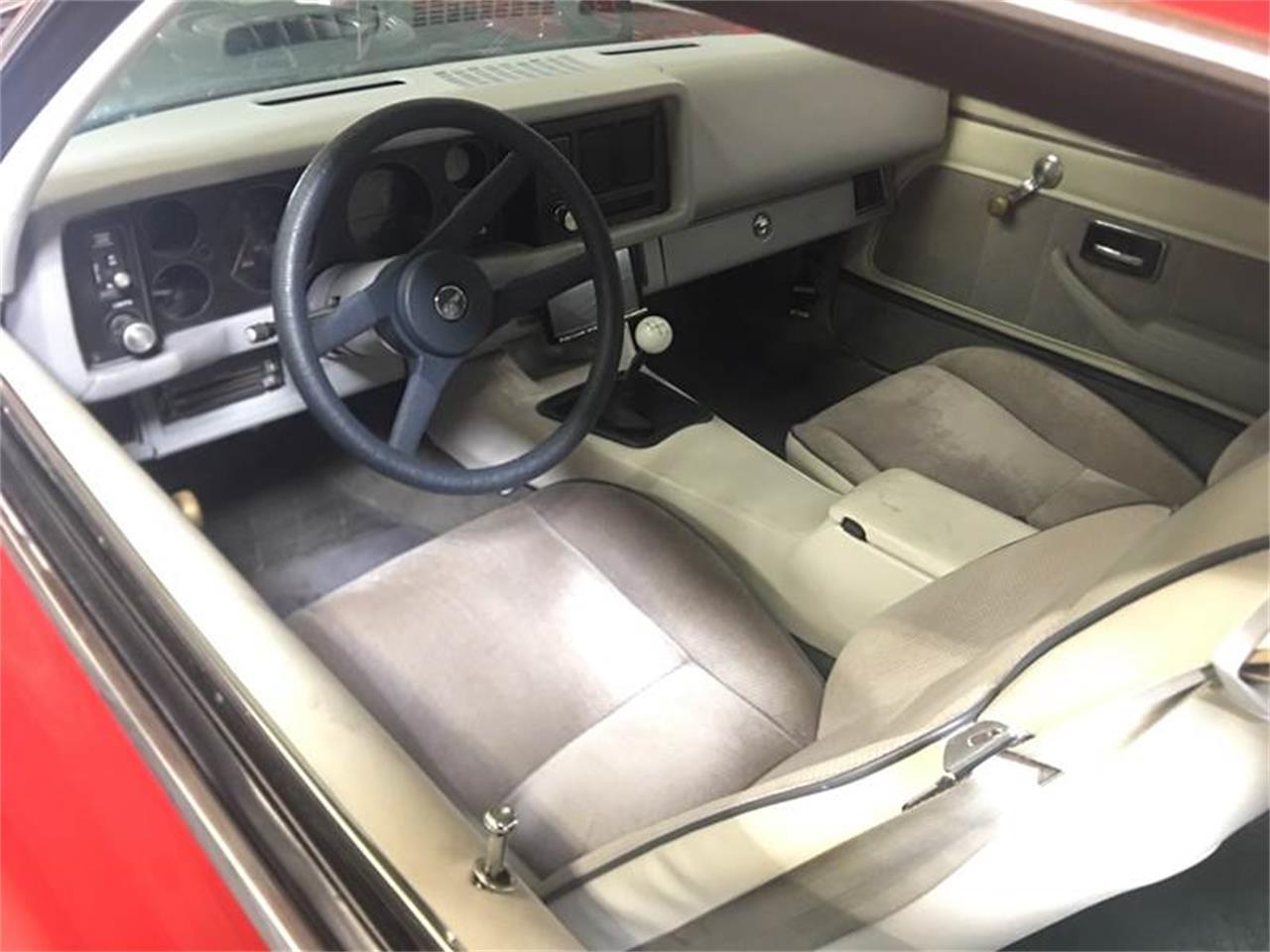 Large Picture of '80 Camaro - PQO1