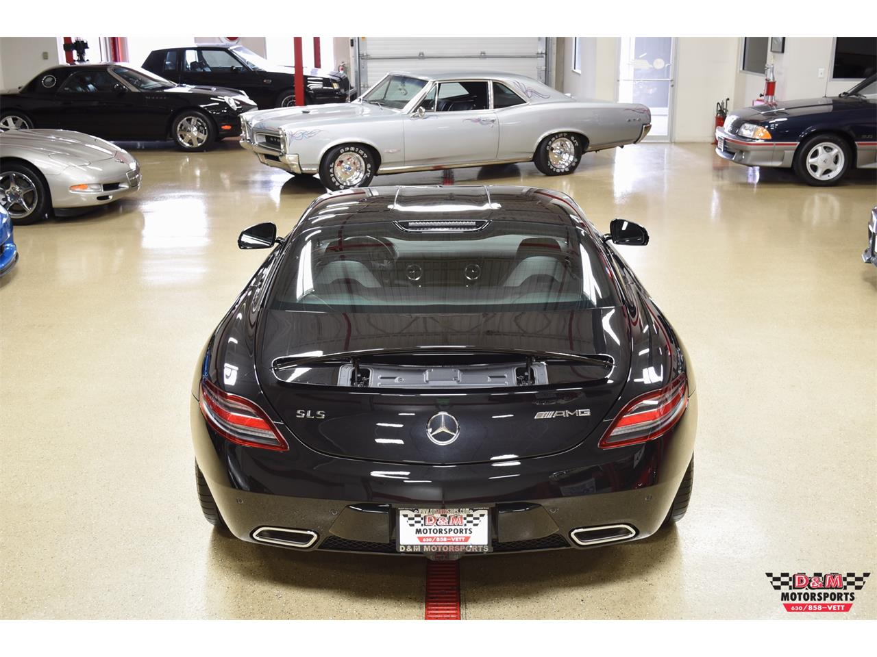 Large Picture of '12 SLS AMG Offered by D & M Motorsports - PXCB