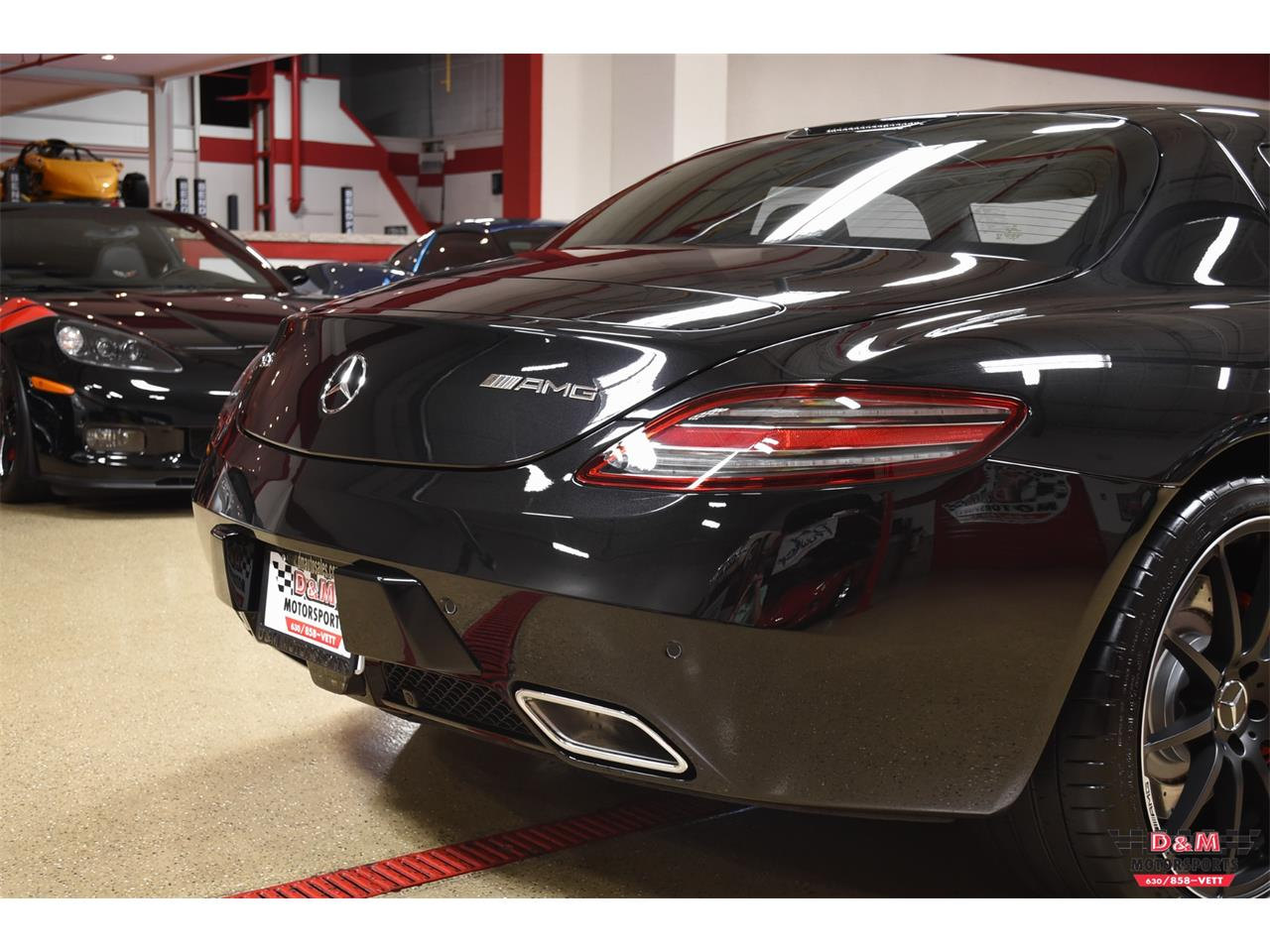 Large Picture of '12 SLS AMG located in Glen Ellyn Illinois - $199,995.00 Offered by D & M Motorsports - PXCB
