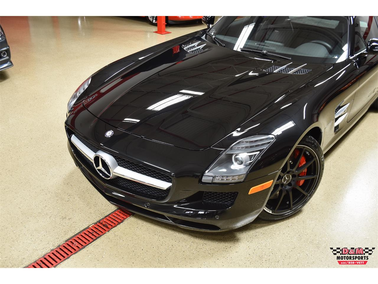 Large Picture of '12 Mercedes-Benz SLS AMG - $199,995.00 Offered by D & M Motorsports - PXCB