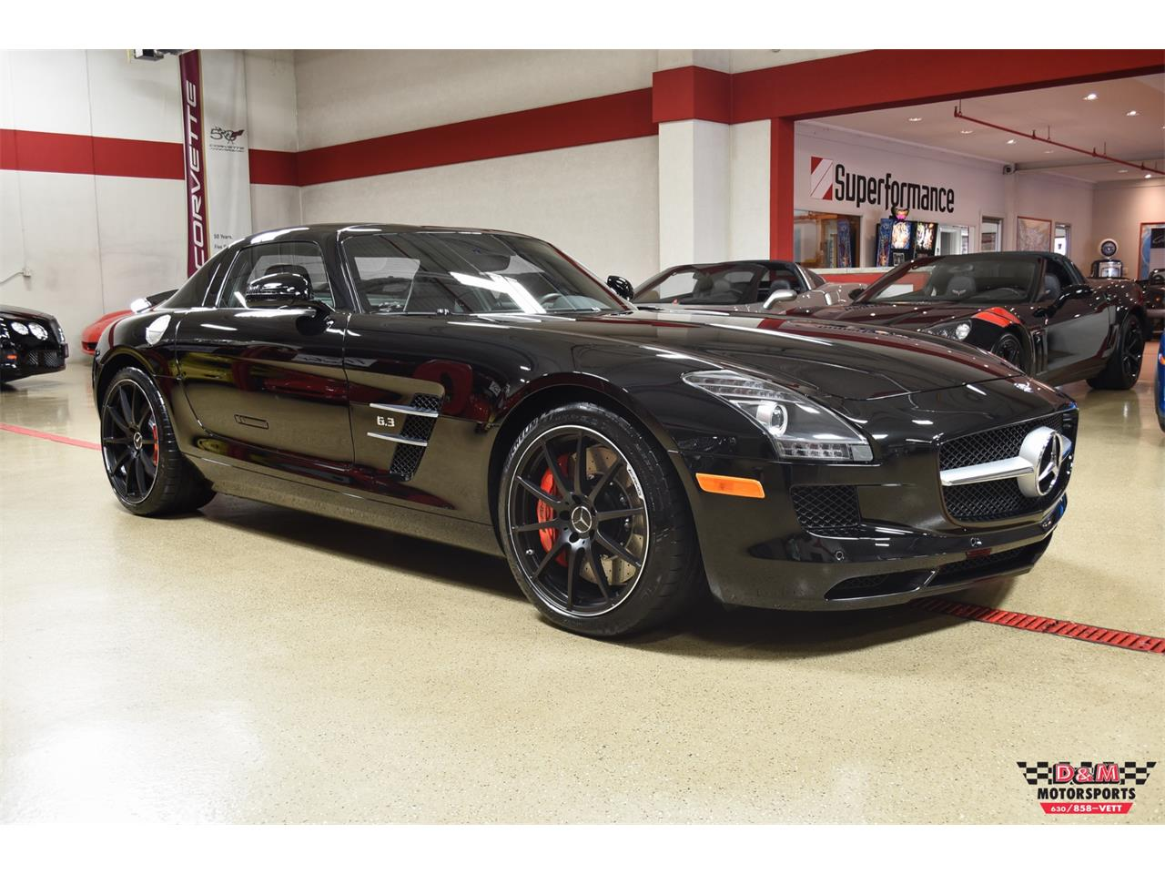 Large Picture of 2012 Mercedes-Benz SLS AMG - $199,995.00 - PXCB