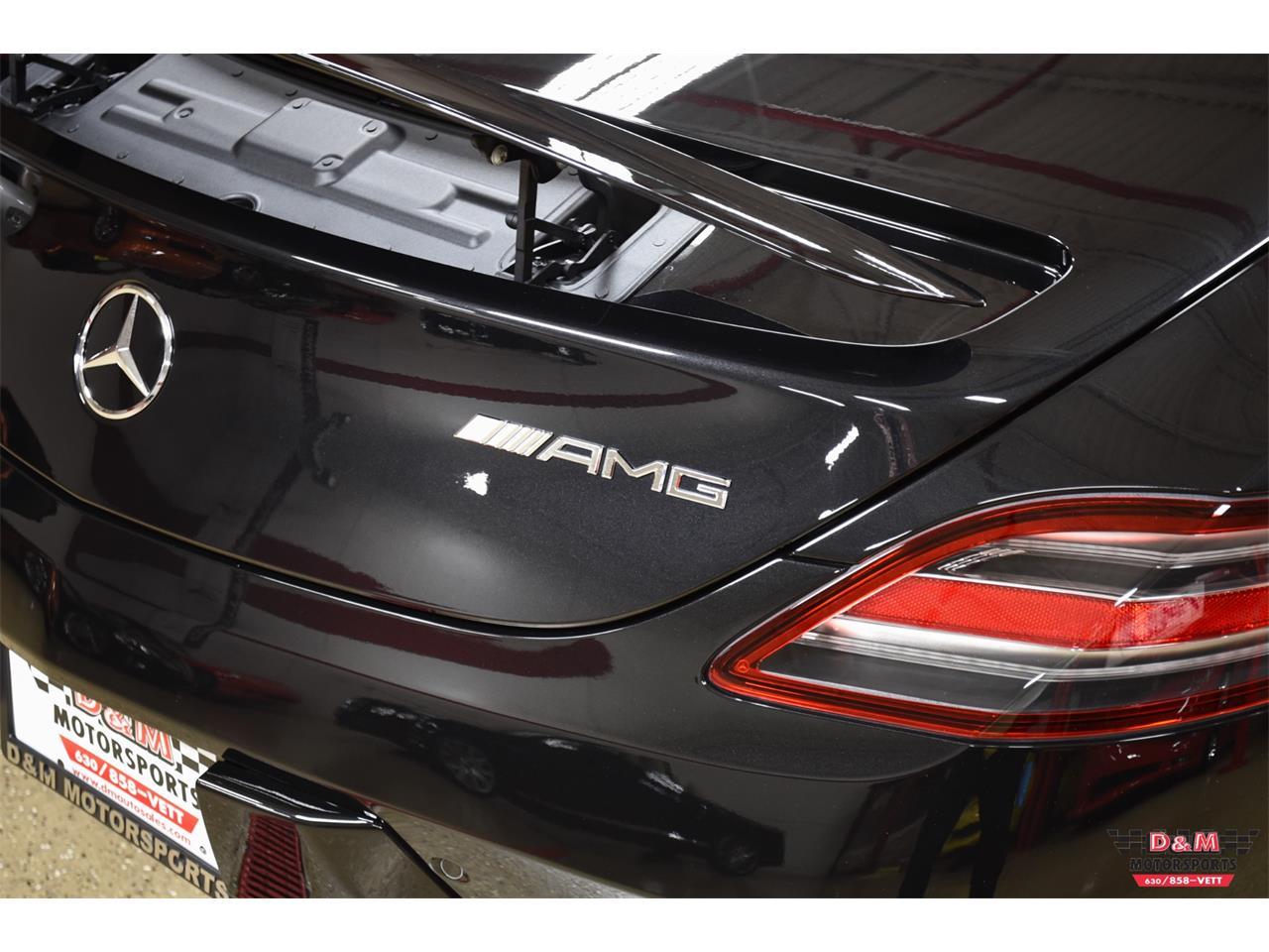 Large Picture of 2012 Mercedes-Benz SLS AMG - $199,995.00 Offered by D & M Motorsports - PXCB