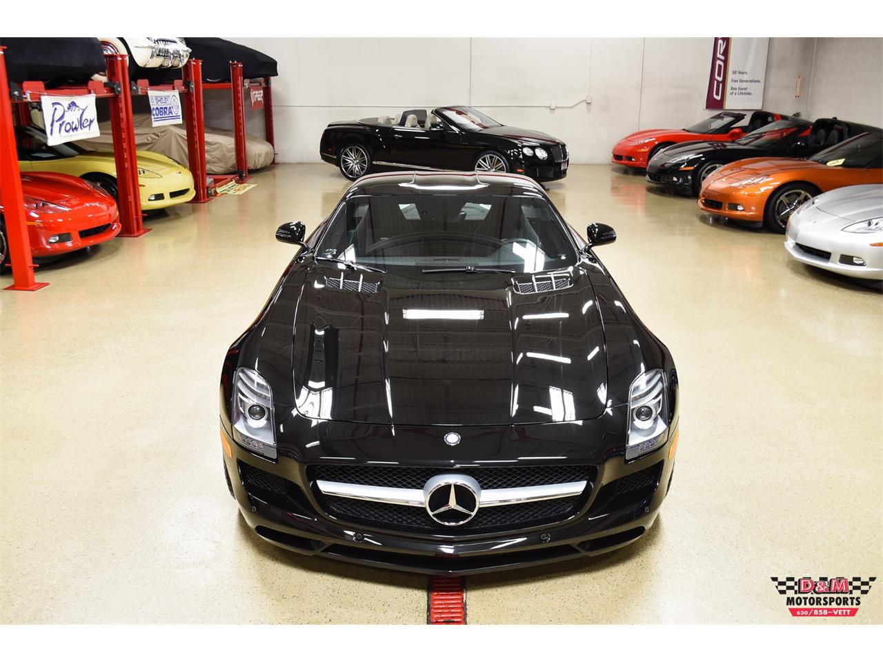 Large Picture of 2012 SLS AMG located in Illinois Offered by D & M Motorsports - PXCB