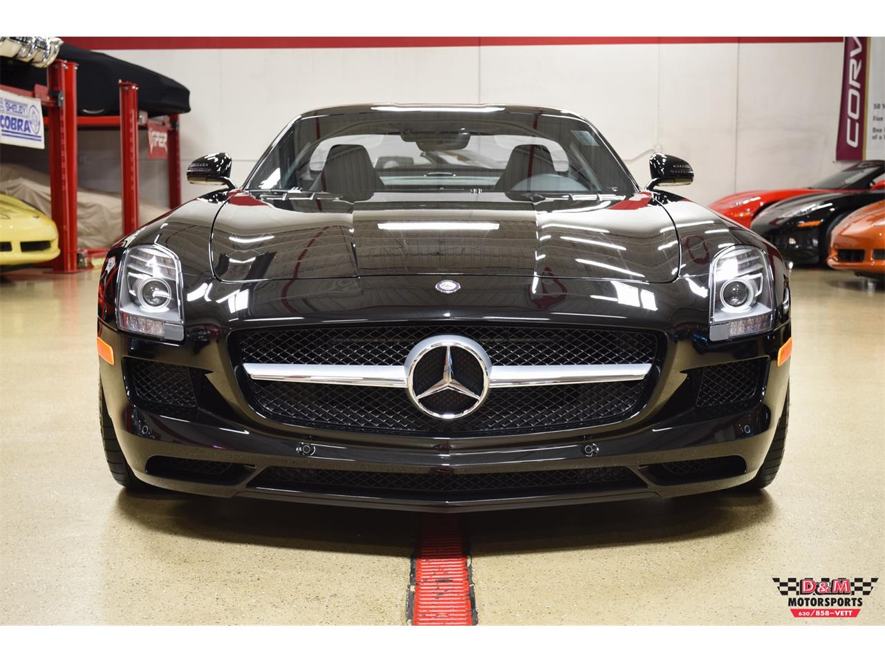 Large Picture of '12 SLS AMG located in Illinois - $199,995.00 Offered by D & M Motorsports - PXCB