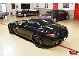 Picture of '12 Mercedes-Benz SLS AMG located in Glen Ellyn Illinois - $199,995.00 Offered by D & M Motorsports - PXCB