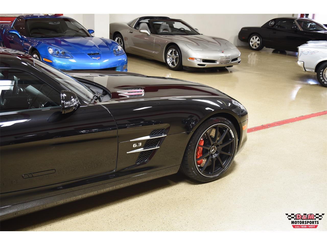 Large Picture of '12 SLS AMG located in Illinois - PXCB