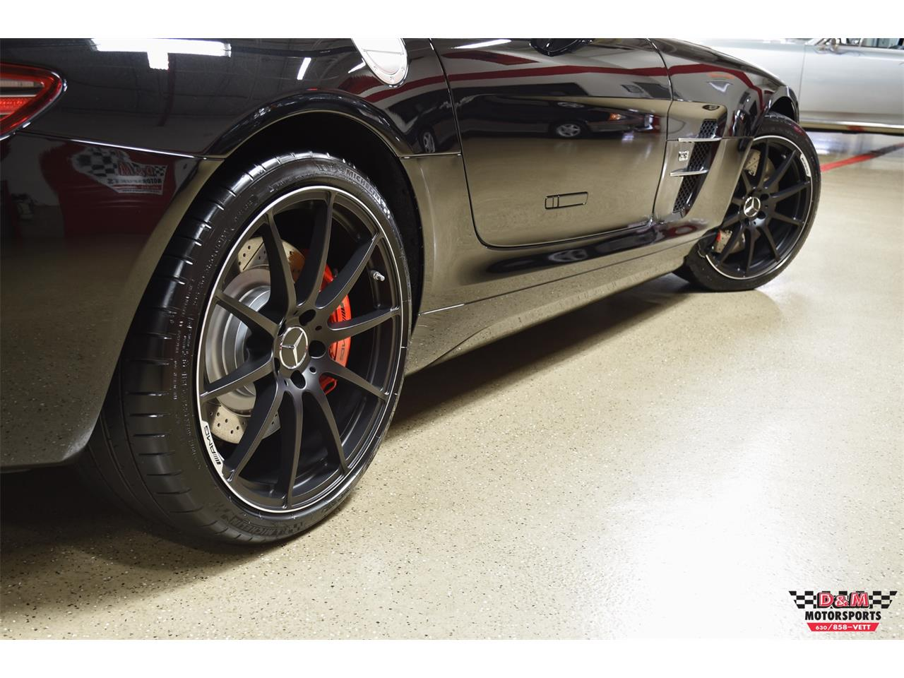 Large Picture of '12 Mercedes-Benz SLS AMG located in Illinois - $199,995.00 Offered by D & M Motorsports - PXCB