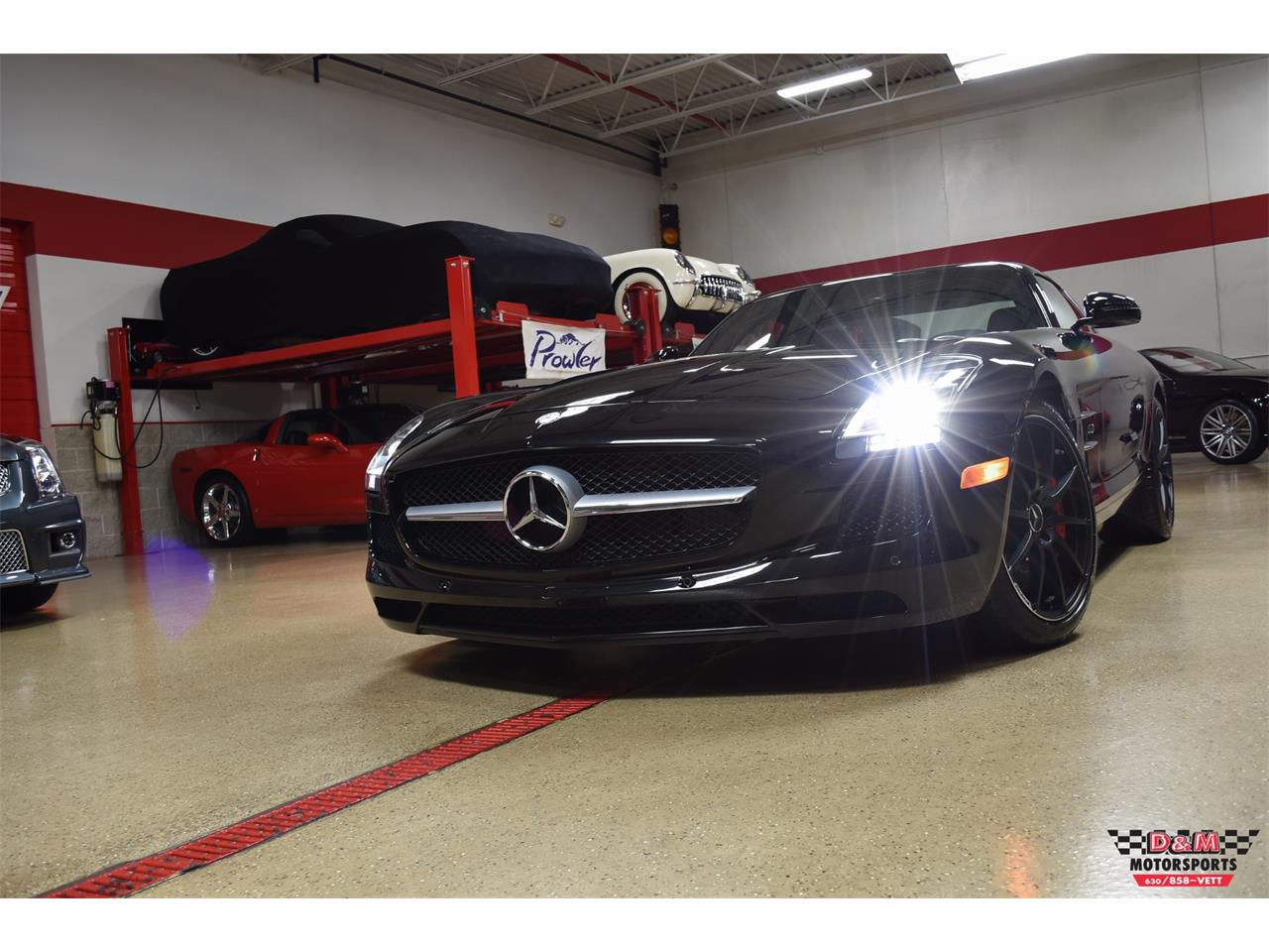 Large Picture of '12 Mercedes-Benz SLS AMG - $199,995.00 - PXCB