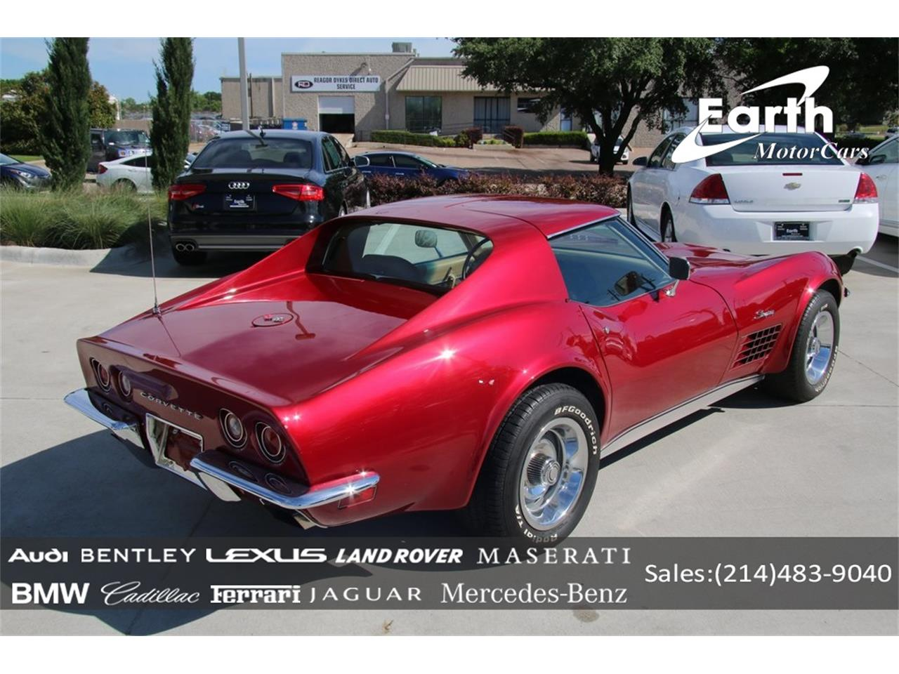 Large Picture of '70 Corvette - PXCD