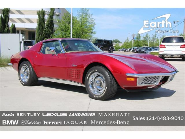 Picture of '70 Corvette - PXCD
