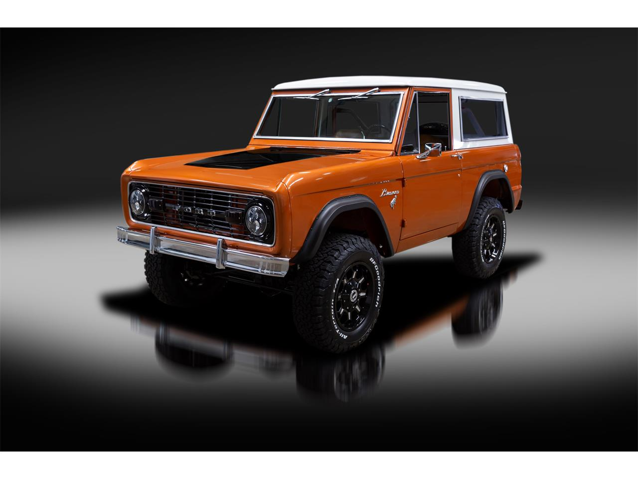 Large Picture of '74 Bronco - PXCR