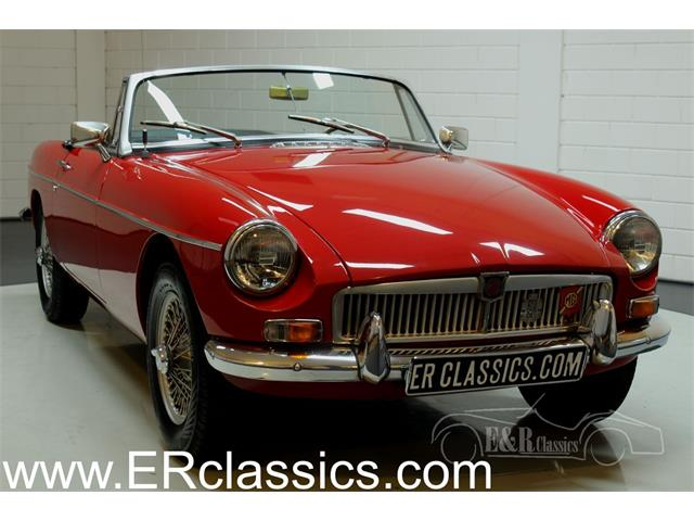 Picture of '65 MGB - PQO3