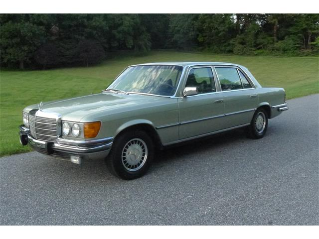 Picture of 1973 450SEL located in ELLICOTT CITY Maryland Offered by a Private Seller - PXCW