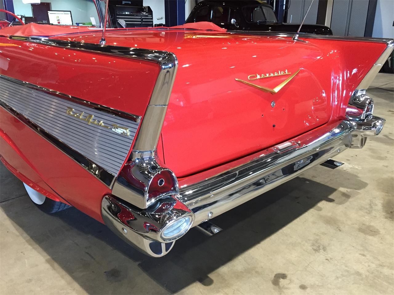 Large Picture of 1957 Chevrolet Bel Air located in Illinois - PXCX