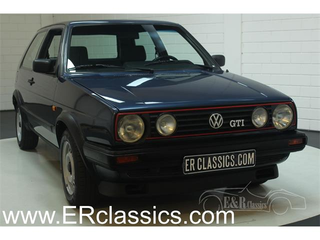 Picture of 1988 Golf located in Waalwijk noord Brabant - PQO4