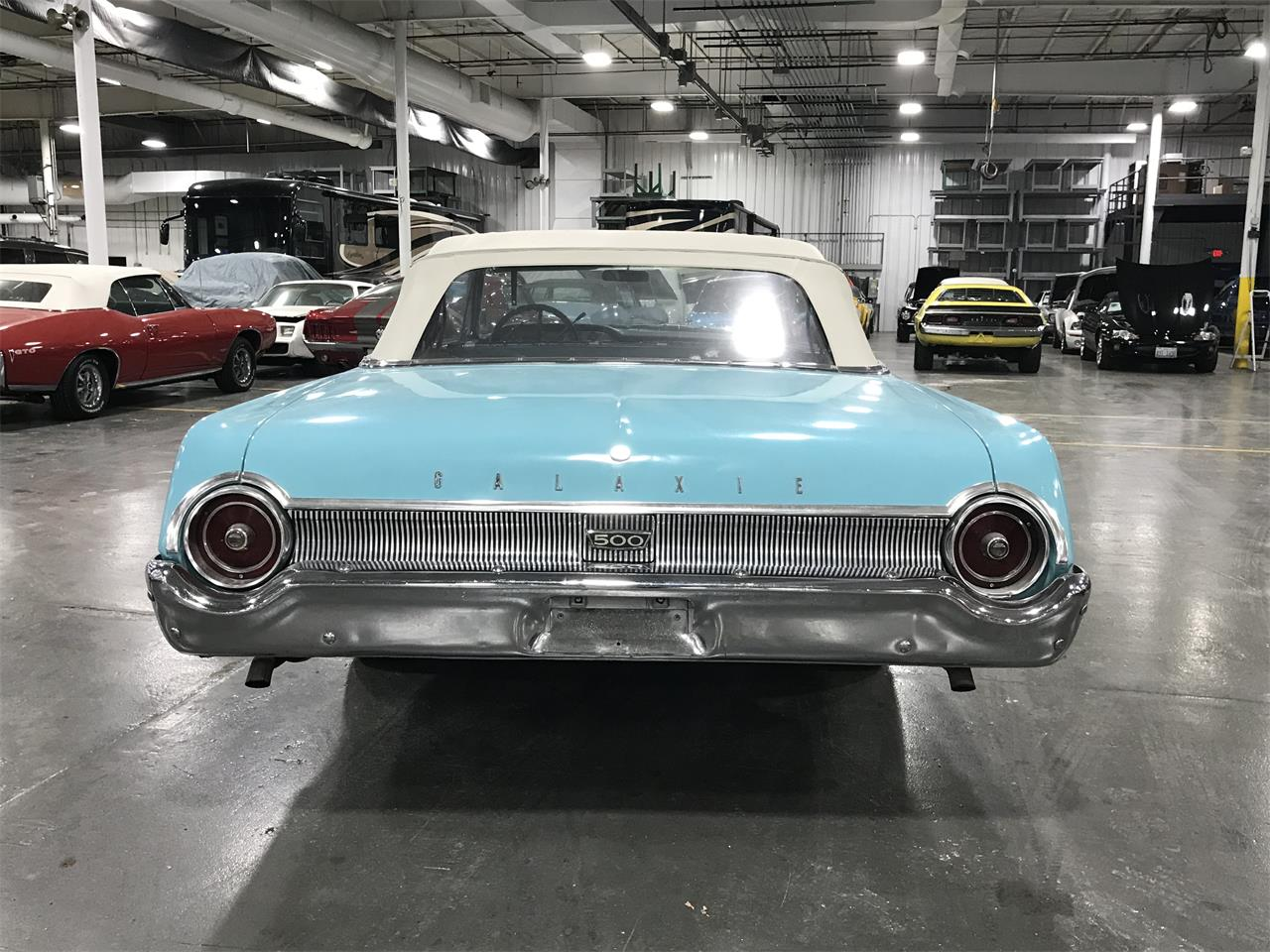 Large Picture of Classic '62 Ford Galaxie - $22,500.00 - PXD4