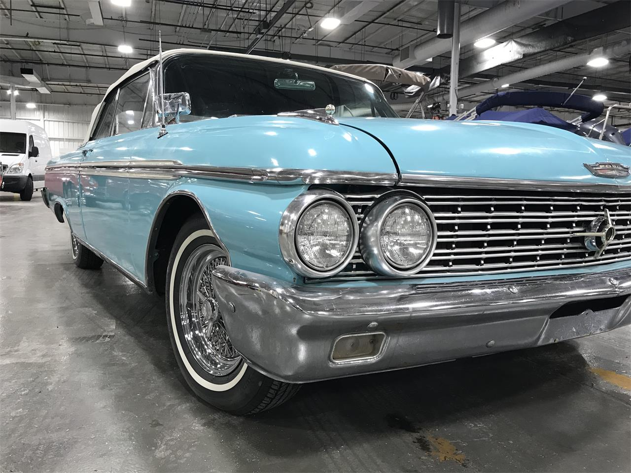 Large Picture of '62 Galaxie located in Richmond Illinois - PXD4